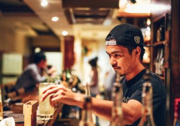 【野性日籍帥哥酒場】有台式熱情與日式矜持 ─ 野菜家・私たちは一緒だ!