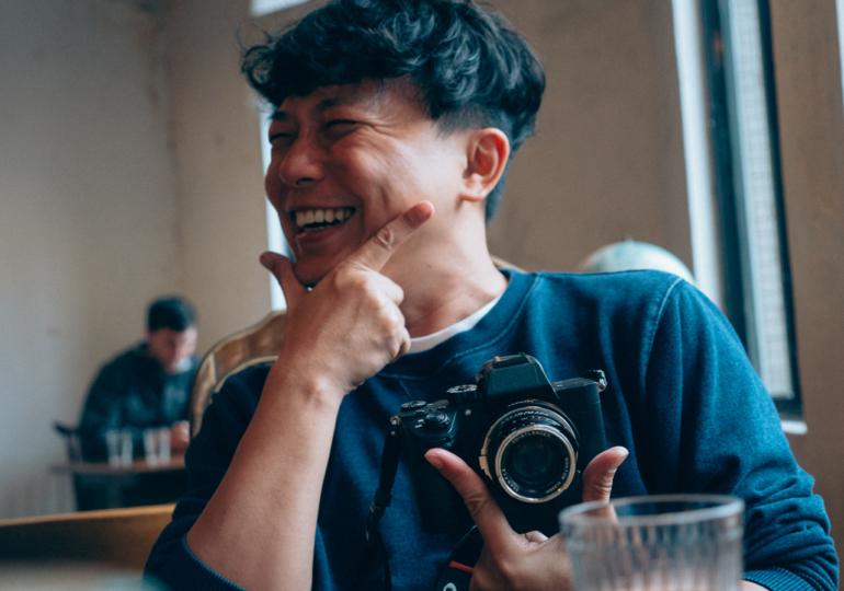 「我能不能跟著你回家?」 — 專訪生活攝影師叮咚 西城 x Simple Life 特輯