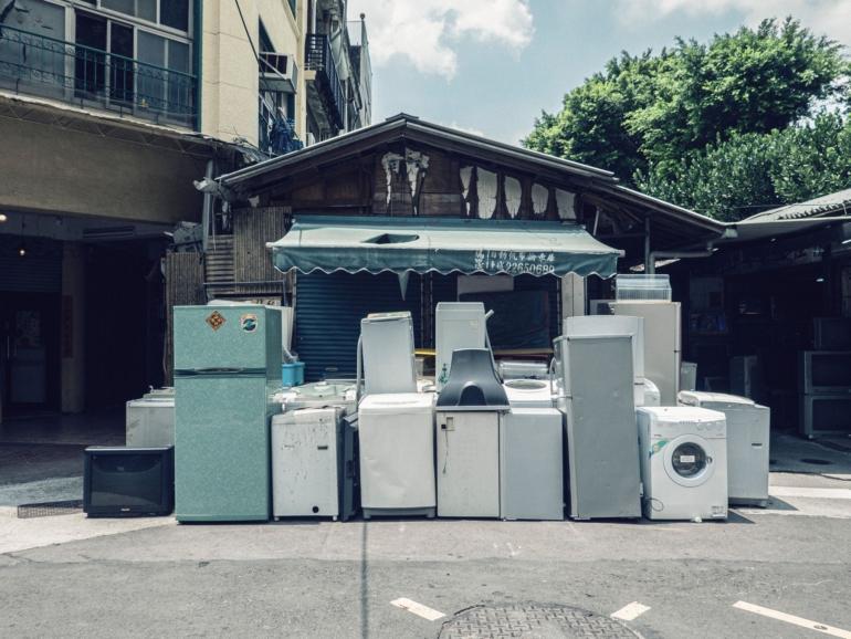 2020 電器街事件 —— 桂林路57巷的魔幻時刻